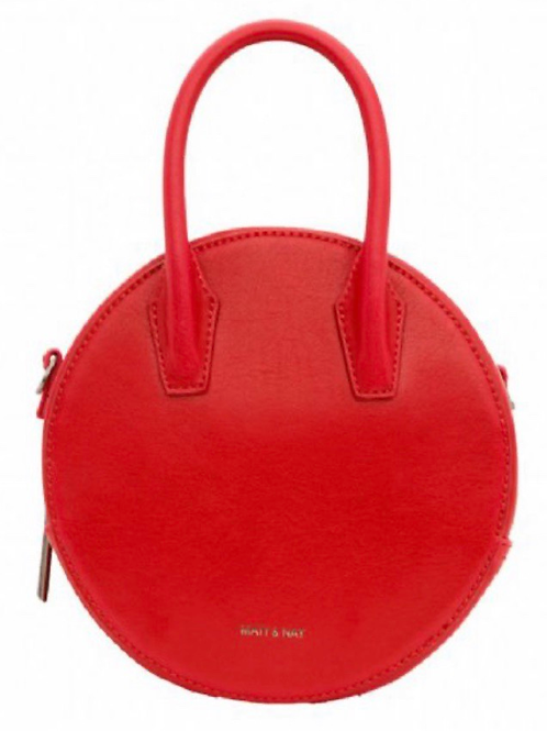 Purse (Crossbody Round-Vegan)