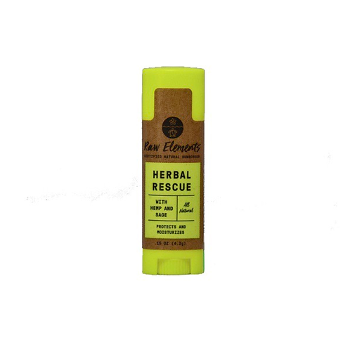 Sunscreen (Reef Safe Herbal Lip Rescue)