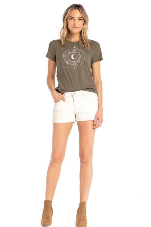 Tee Shirt (Spiral Moon)