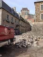 Requalification de la batterie Royale, Vieux-Québec.