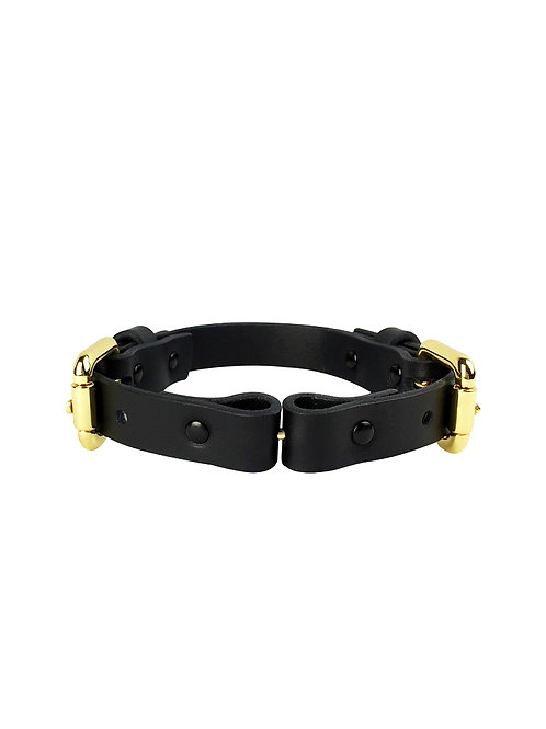Double Buckled Choker