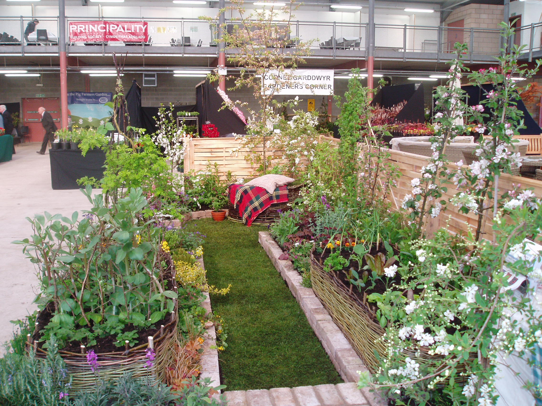 show gardens