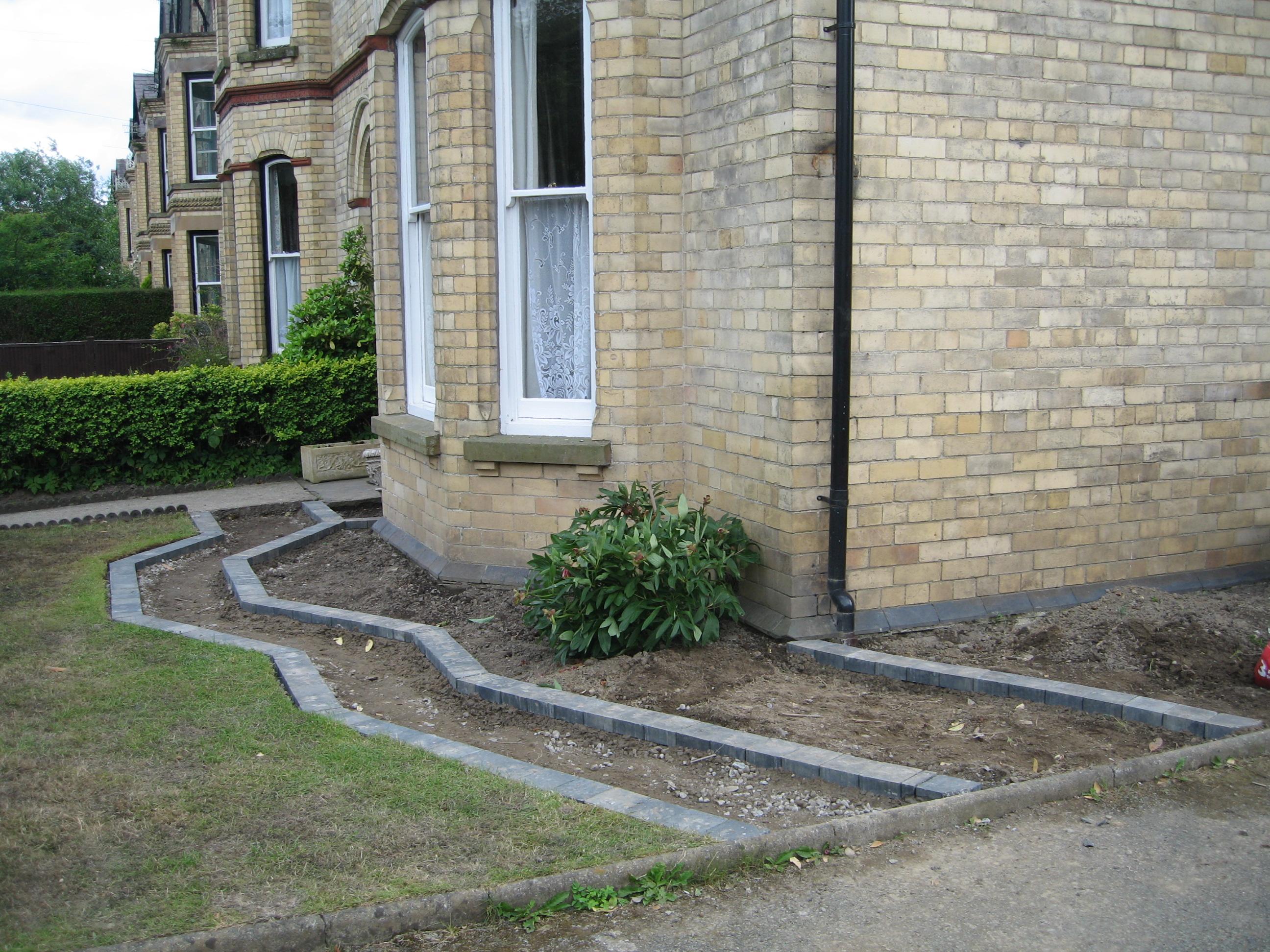 town garden 1st stage