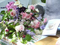 Bouquet and posies
