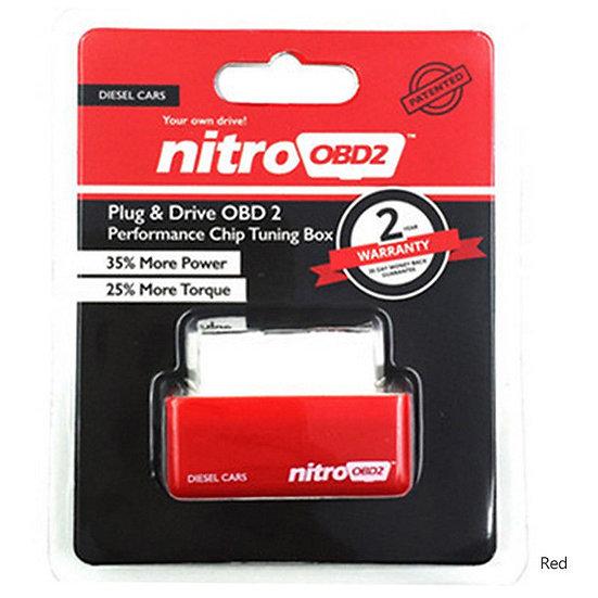 Nitro OBD2 ROT V3 Diesel Chiptuning über OBD für alle KFZ Diesel Modelle