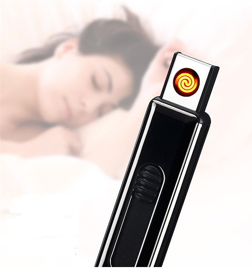 USB-Feuerzeug Platinum