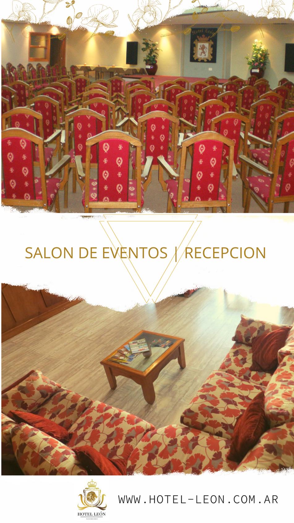 Salon de eventos y recepcion