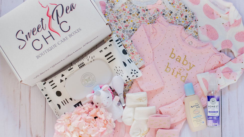Queen Mommy Care Box
