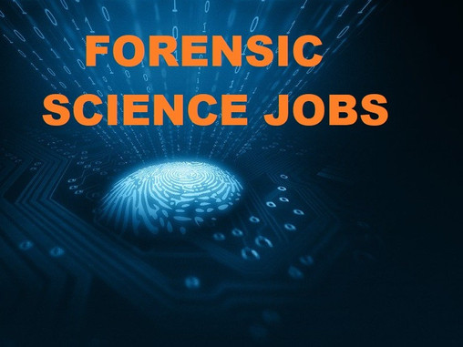 Forensic Science Jobs