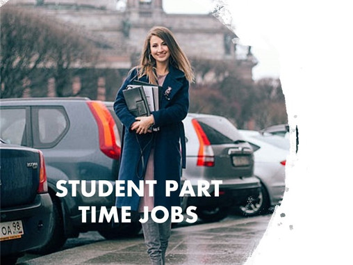 Part-time Jobs for Students [Remote Jobs for Students]