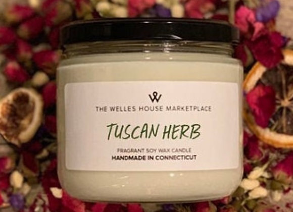 TUSCAN HERB CANDLE