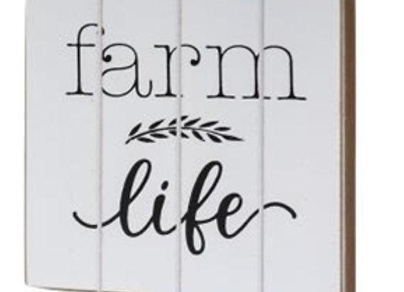 FARM LIFE  BLOCK