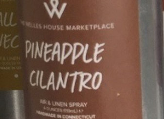 PINEAPPLE CILANTRO FRAGRANCE AIR SPRAY