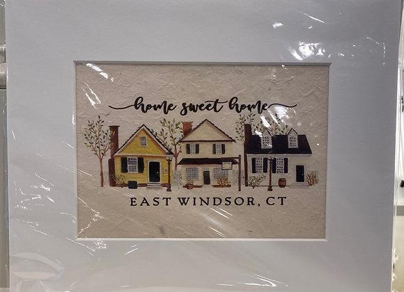 EAST WINDSOR HOUSES ART