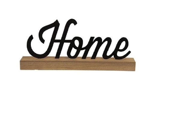 HOME TABLE TOP SIGN