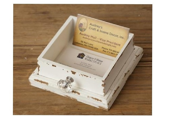 BUSINESS CARD OR ACCESSORY HOLDER