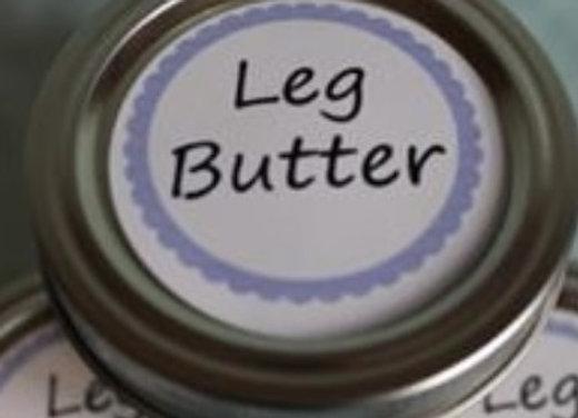 LEG BUTTER MOISTURIZER PLUS