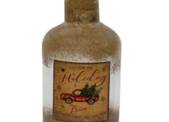 HOLIDAY ANTIQUE BOTTLE