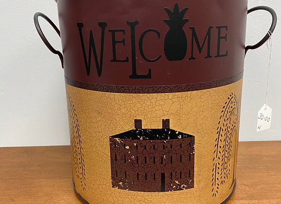 WELCOME WILLOW CANISTER