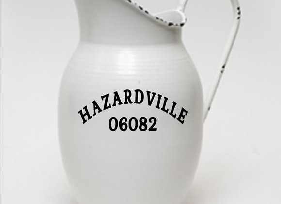 LARGE MILK CAN - CAN CUSTOMIZE