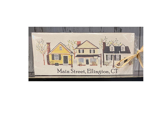 ELLINGTON MAIN STREET SIGN