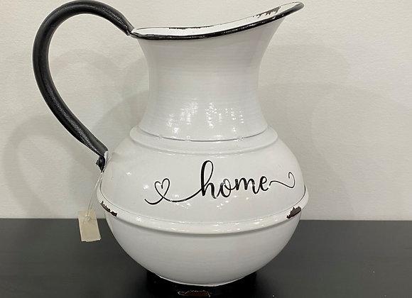 HOME/HEART  PITCHER