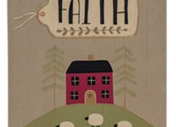 FAITH SCENE SIGN