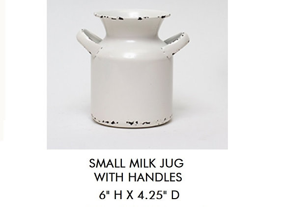 SMALL MILK CAN - CAN CUSTOMIZE