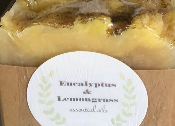 EUCALYPTUS & LEMONGRASS SOAP BAR