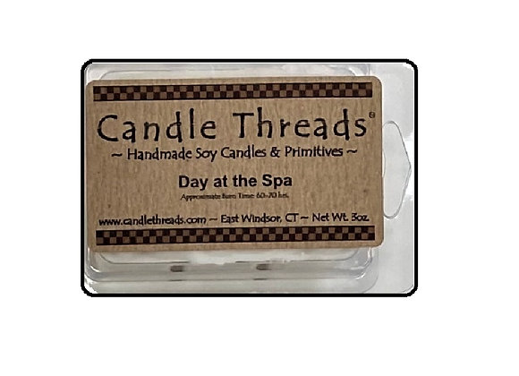 DAY AT THE SPA SOY WAX MELT