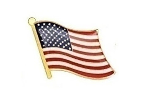 FLAG CURVE PIN