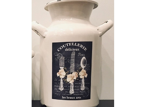 CULTERLY MILK CAN