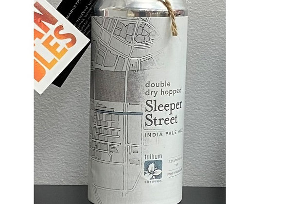 BEER CANDLE SLEEPER STREET