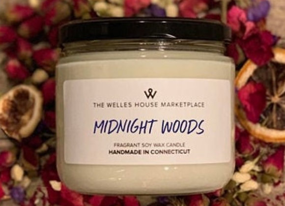 MIDNIGHT WOODS CANDLE