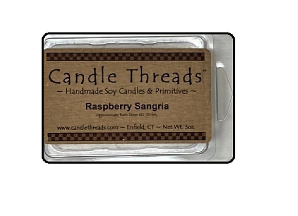 RASBERRY SANGRIA SOY WAX MELT