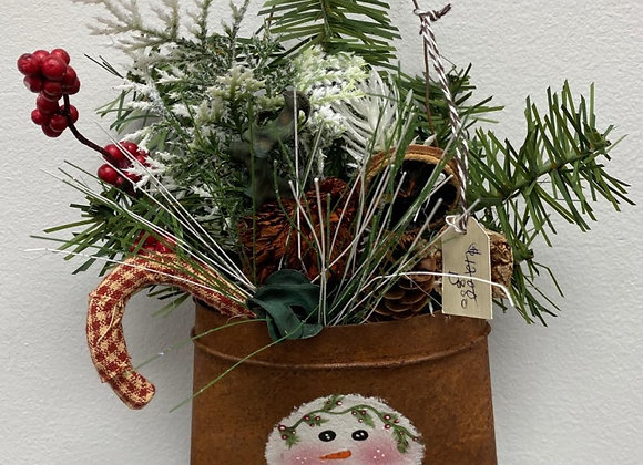 HOLIDAY RUSTIC HANGER