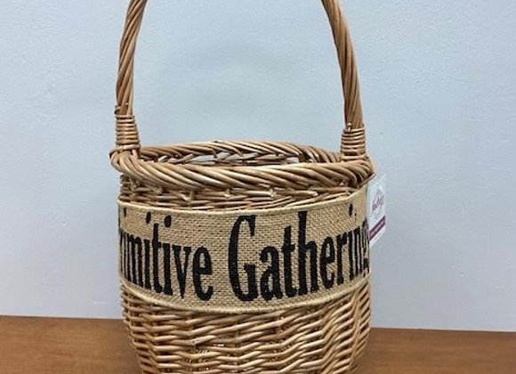 PRIMITIVE GATHERINGS BASKET