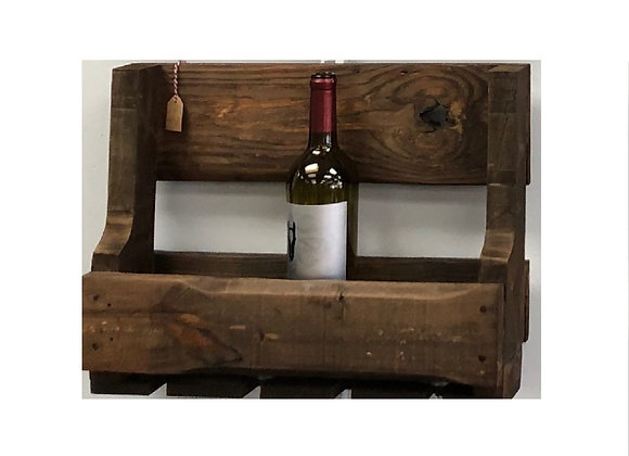 WALL SHELF/HOLDER OR WINE RACK