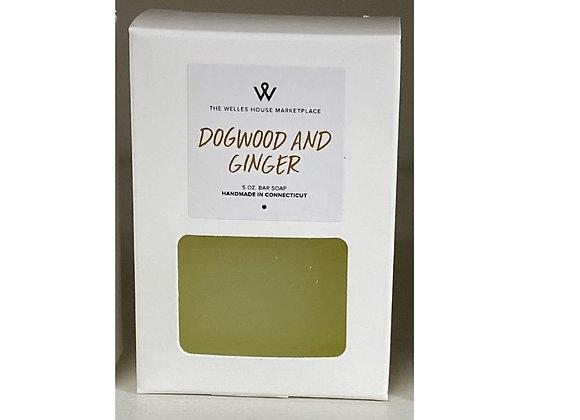 DOGWOOD & GINGER SOAP