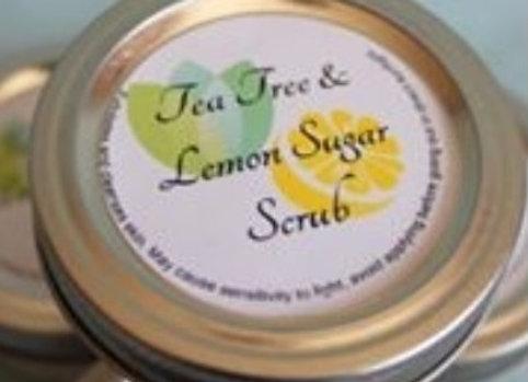 TEA & LEMON SCRUB