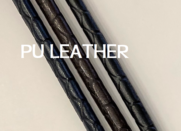 PU LEATHER MASKeepers - 3 COLORS