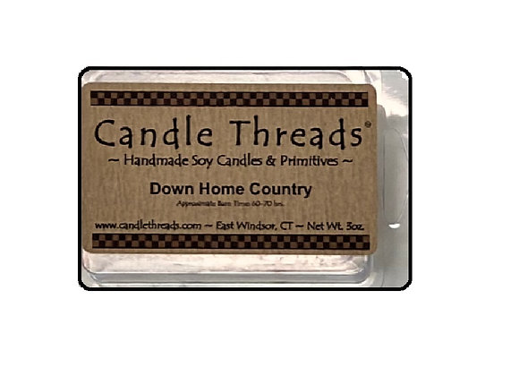DOWN HOME COUNTRY SOY WAX MELT