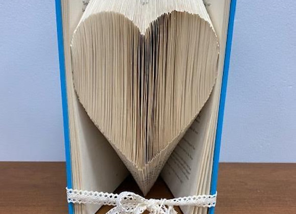 HANDMADE HEART BOOK