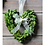 "Thumbnail: 10"" BOXWOOD ROUND WREATH"