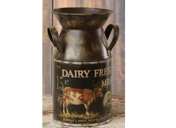 DAIRY FRESH MILK CAN