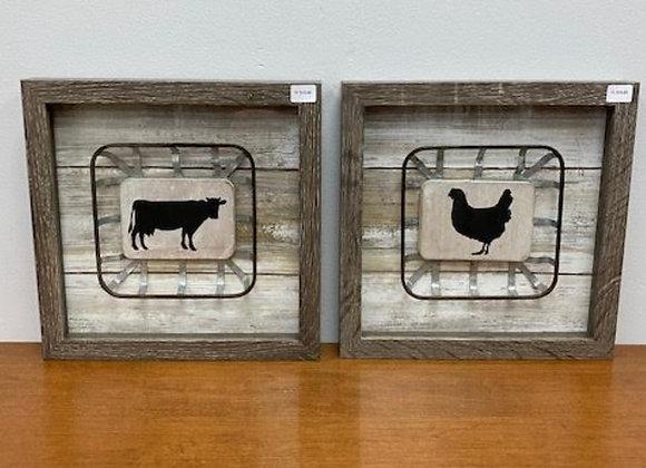 FARMHOUSE SHOW BOXES