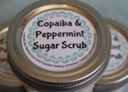 COPABIA & PEPPERMENT SCRUB