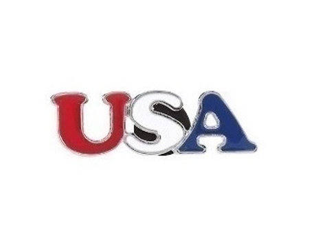 USA RED/WHITE/BLUE PIN
