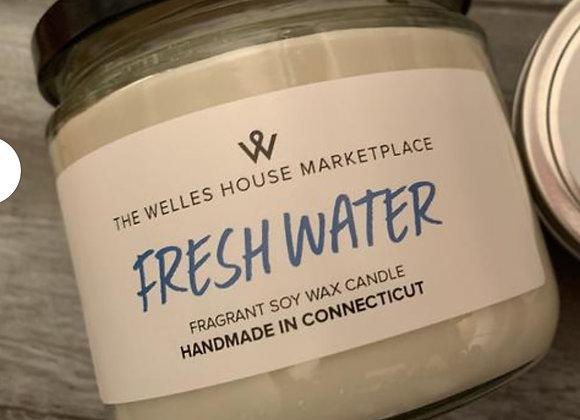 FRESH WATER JAR CANDLE