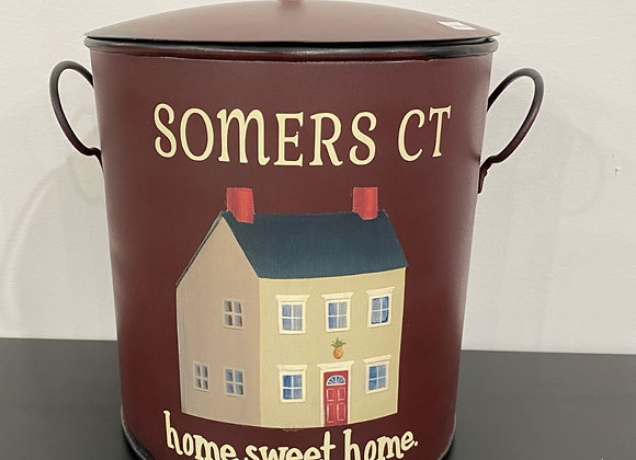 SOMERS HOUSE CANISTER